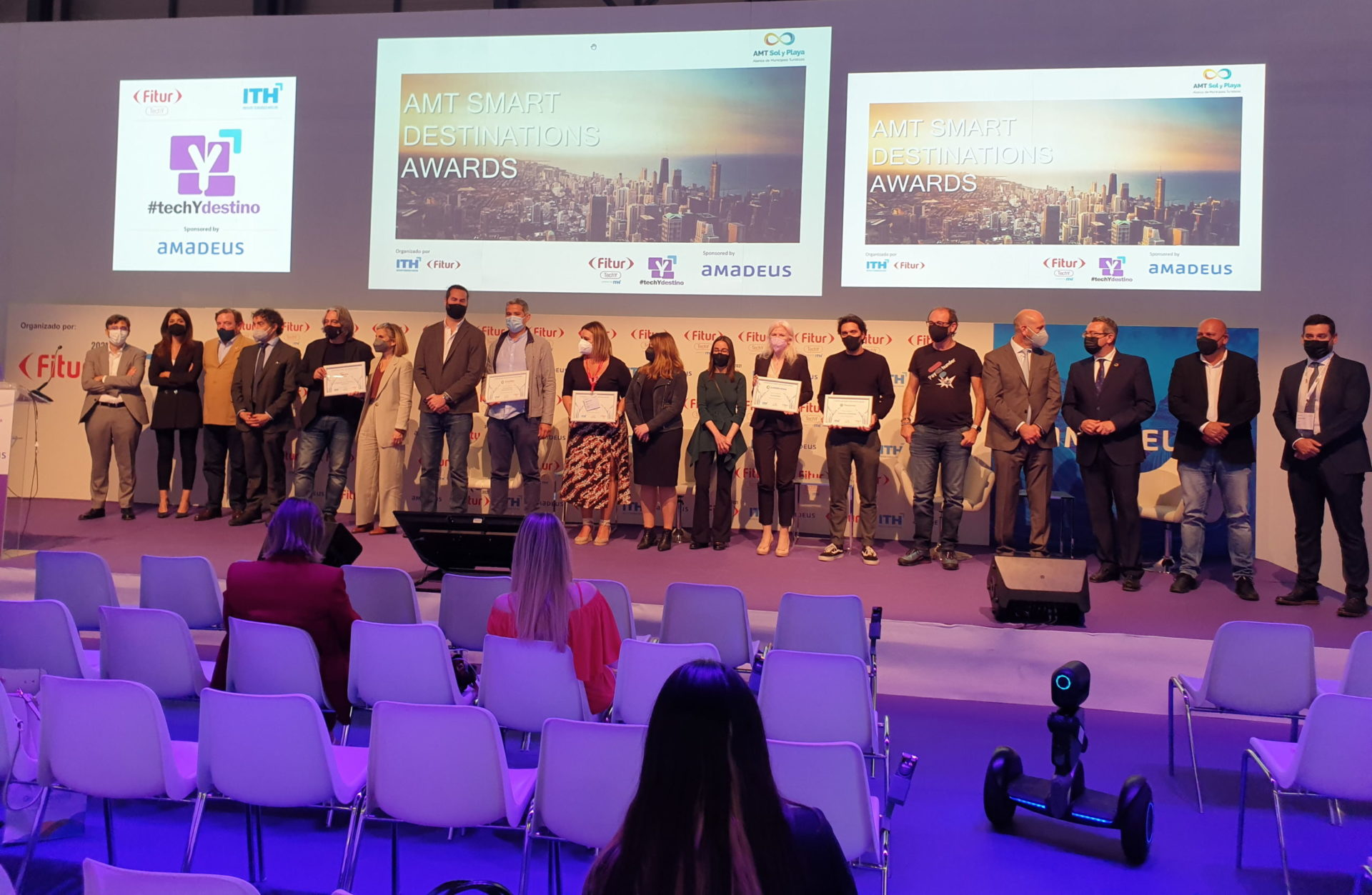 amt smart destinations awards
